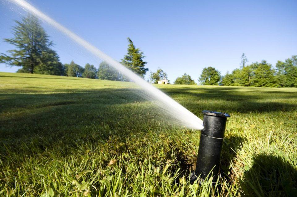 Gicleur rotatif d'un système d'irrigation par Irrigation Pro-Tech Lanaudière