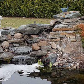 Bassin J. Lacombe par Irrigation Pro-Tech Lanaudière