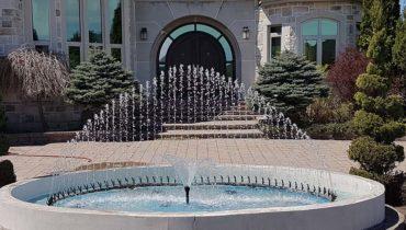 Fontaine Klen par Irrigation Pro-Tech Lanaudière