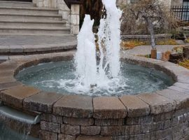 Fontaine N. Aversa par Irrigation Pro-Tech Lanaudière