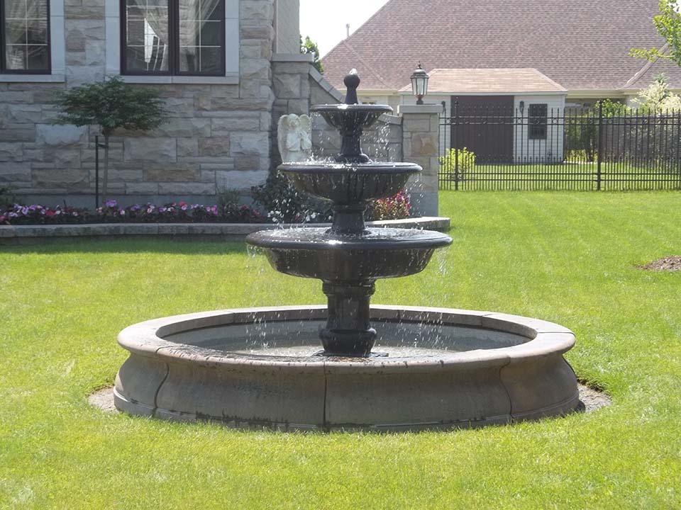 Fontaine Ralph par Irrigation Pro-Tech Lanaudière
